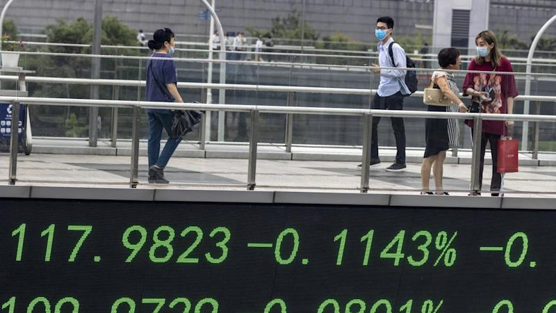 Hong Kong stocks slide but post second straight weekly gain, as coronavirus weighs on sentiment
