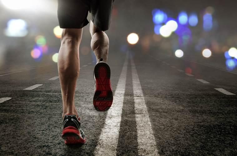 running, running at night, fitness, running and fitness, benefits of running at night, indian express, indian express news