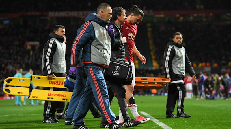 Ibrahimovic will fight to save career - Mourinho
