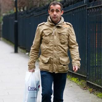 Michael Le Vell returns to work