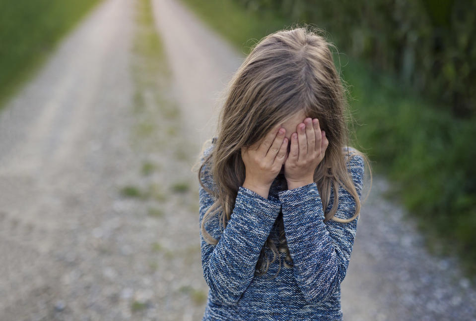 Here's how to spot the signs of child abuse. (Image: Getty Images)