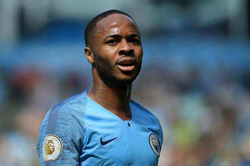 timeless design c1052 d4d65 Man City star Raheem Sterling leads manifesto to end racism