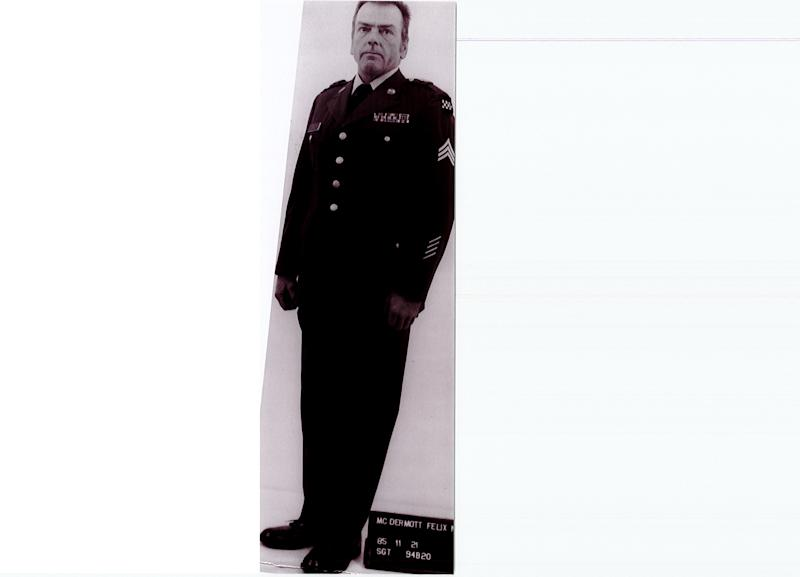 """Felix """"Kirk"""" McDermott, 82, was one of four veterans to die within 16 days after unexplained low-blood sugar at the VA hospital in Clarksburg, West Virginia."""