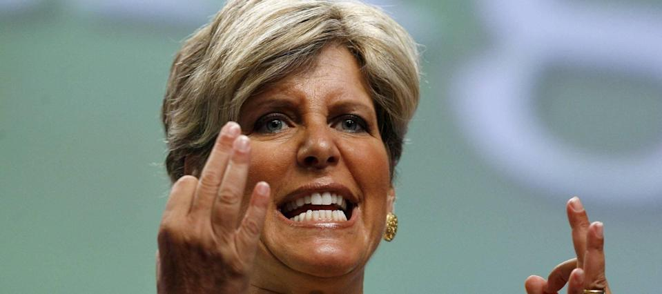 Suze Orman calls buy now, pay later plans a 'gateway to overspending'