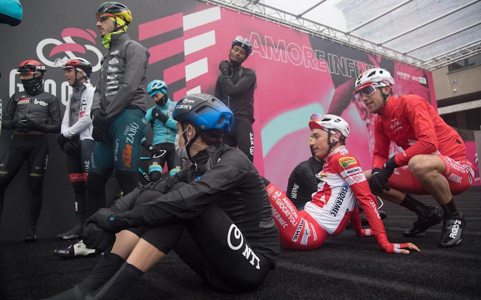 The Cycling Podcast, Giro d'Italia 2020 — stage 19: On the buses - EPA