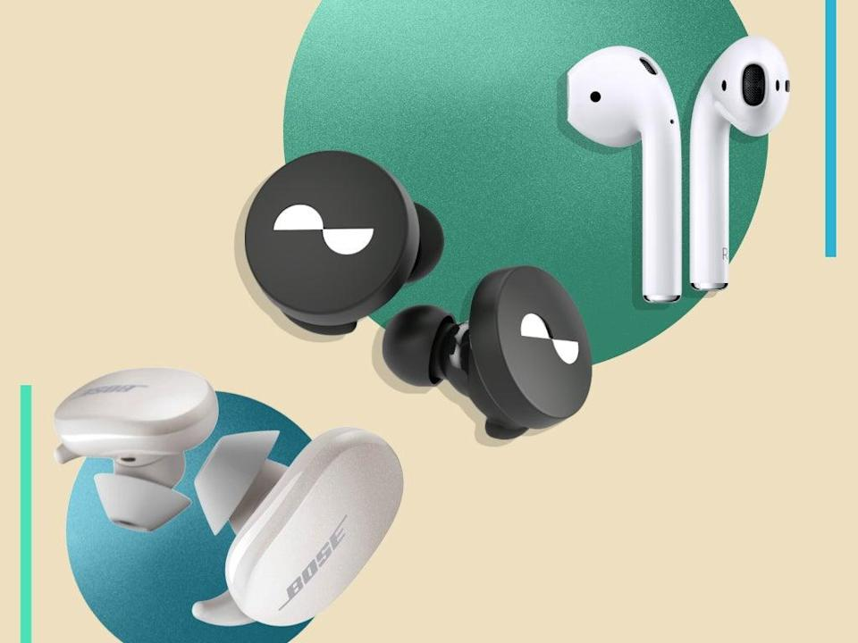 We tested for sound quality, comfort, battery life, value, and how easy they were to set up and use  (iStock/The Independent)