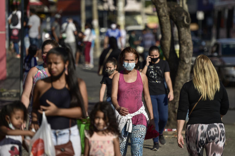 Brazil Nears The Mark of 2 Million Infected People by Coronavirus (Covid-19)