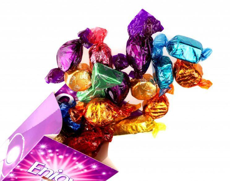 Chocolate maker Nestle has revealed the nation's favourite Quality Street (Rex)