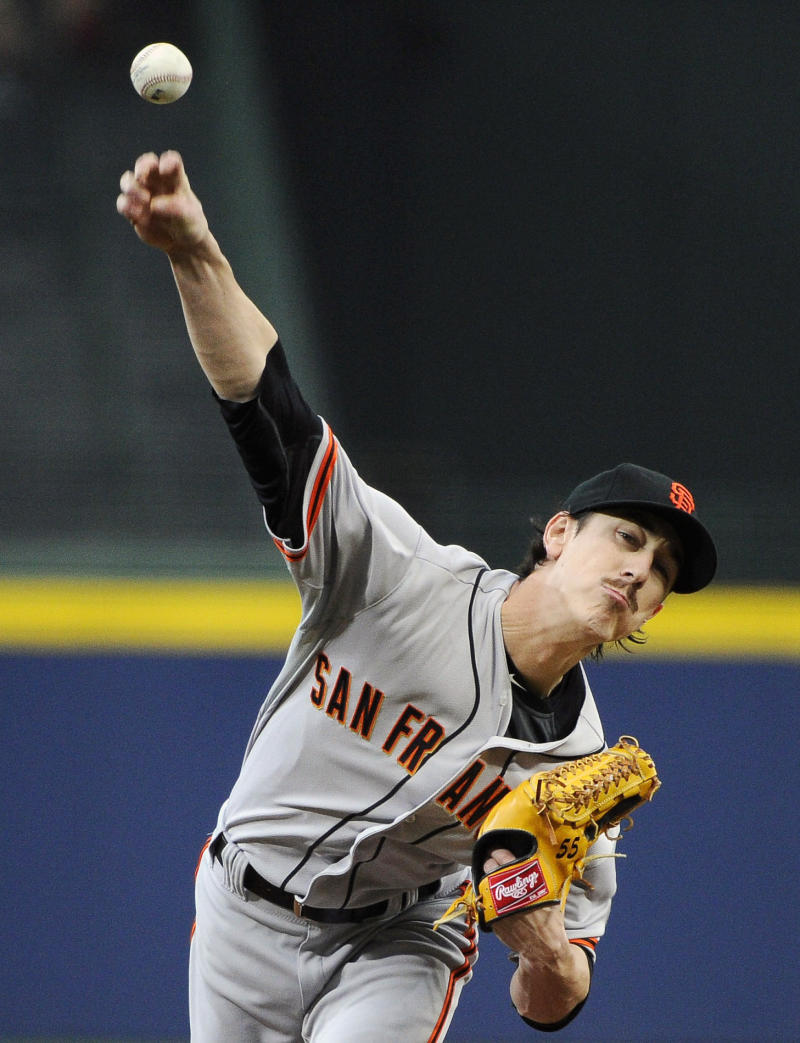 Morse, Pagan back Lincecum in Giants' 2-1 win