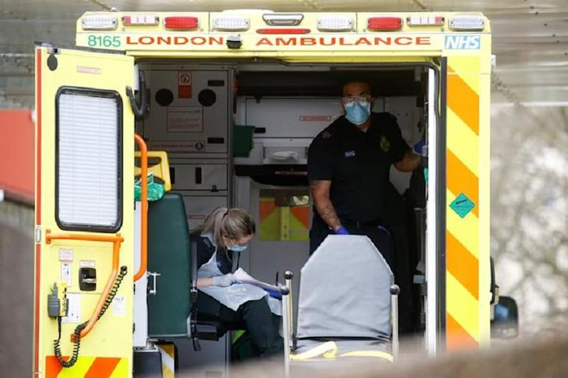 UK Covid-19 Death Toll Rises by 170 to 34,636, Lowest Increase Since Nearly 2 Months