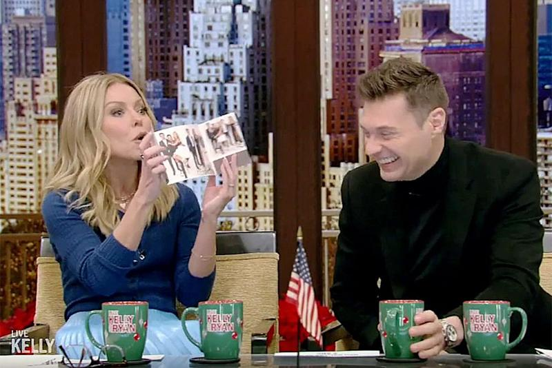 Kelly Ripa, Ryan Seacrest | Live With Kelly & Ryan