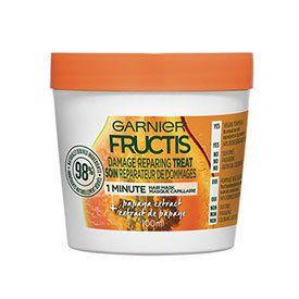 Garnier Fructis 1-minute Hair treats - papaya extract Damage repairing Treat