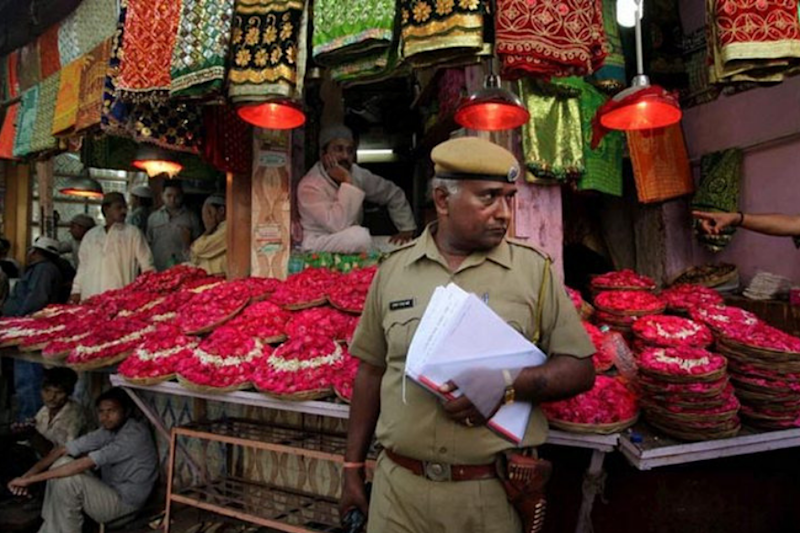 One Arrested For Threatening to Blow Up Ajmer Dargah