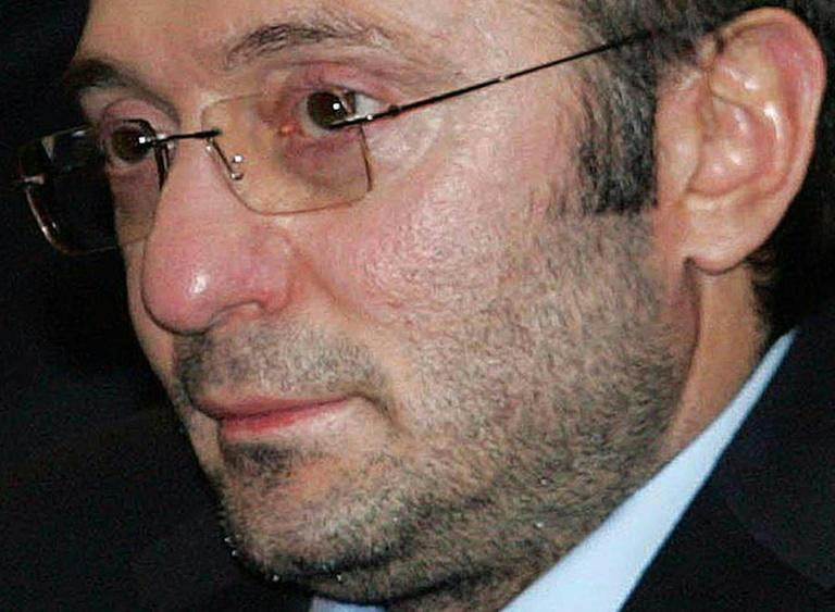 Russian billionaire Suleiman Kerimov was arrested in late November in the southern French city of Nice