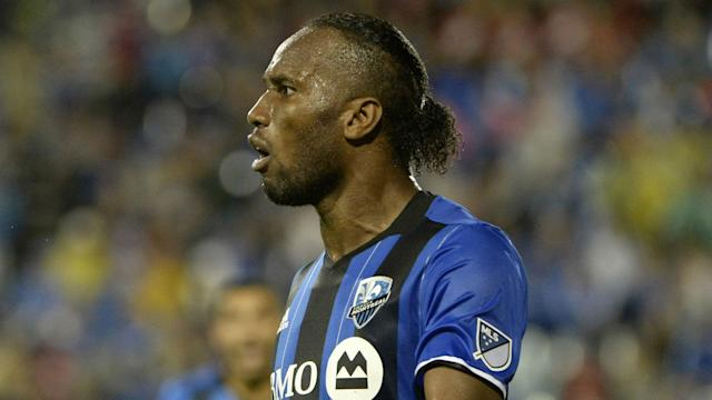 The controversy surrounding Didier Drogba dominated the buildup to the Montreal Impact's knockout round clash, but the player who replaced him stole the show at RFK Stadium.