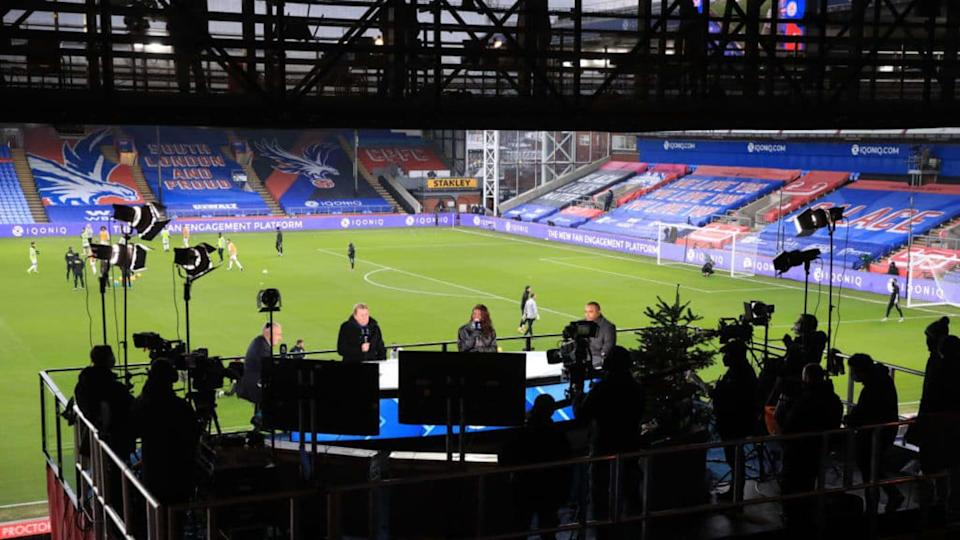 Crystal Palace vs Leicester City - Premier League | Pool/Getty Images
