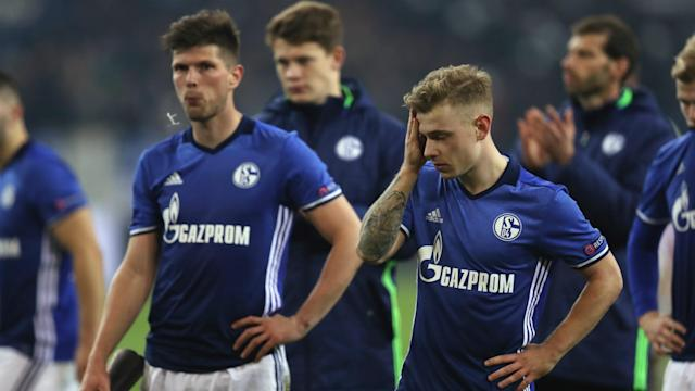 Max Meyer Schalke 04 Ajax Europa League 20042017