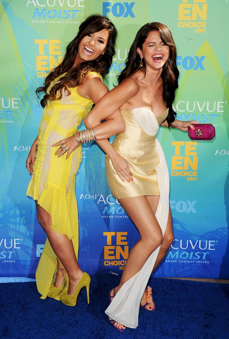 The 2011 Teen Choice Awards. (Jason Merritt/TERM via Getty Images)