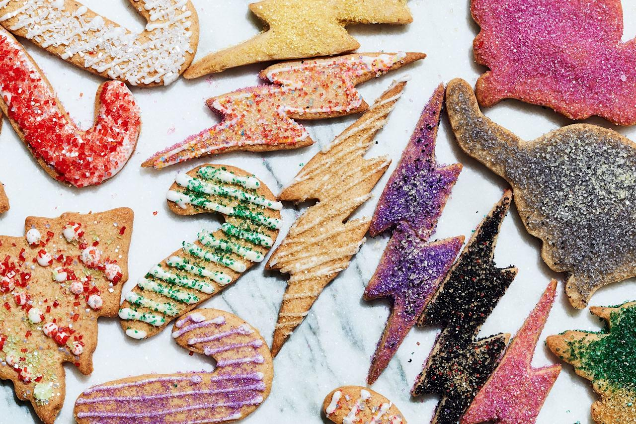 52 Easy Christmas Cookie Recipes