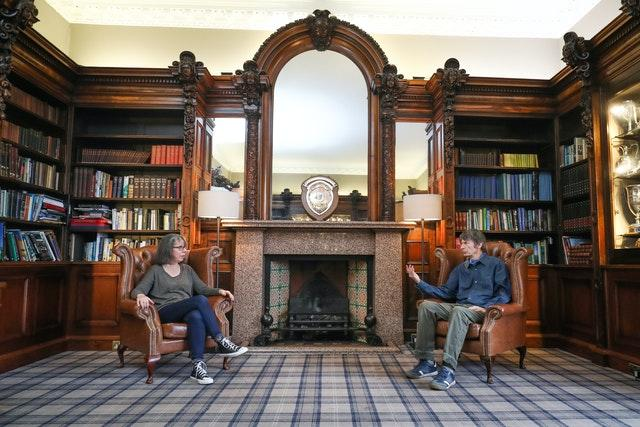 The Royal Scots Club Literary Lunches