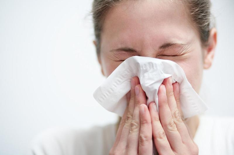 The rate of hospital admissions for flu has doubled since the start of the year: Getty Images