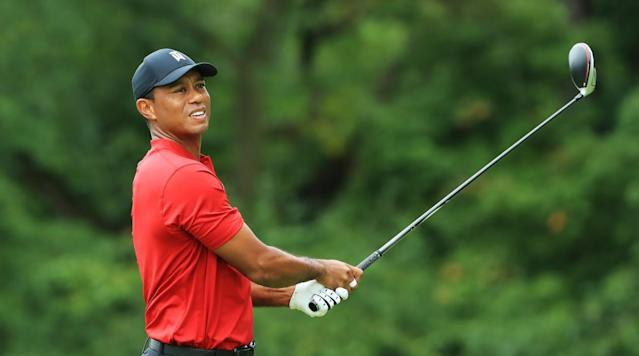 Tiger Finishes BMW With 72, Fails to Qualify for Tour Championship