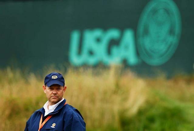 "<div class=""caption""> USGA CEO Mike Davis' initial changes to how he set up U.S. Open courses drew praise. </div> <cite class=""credit"">Scott Halleran/Getty Images</cite>"