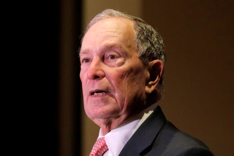 Bloomberg cuts ties with company using prisoners for campaign calls