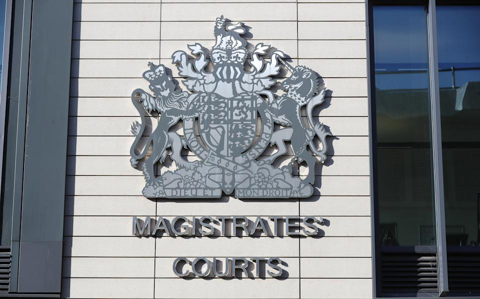 Magistrates can opt to keep drivers with 12 penalty points or more on the road (PA Images via Getty Images)