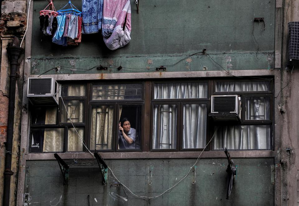 The plan to bring back tenancy control was first announced by Hong Kong Chief Executive Carrie Lam. Photo: Reuters