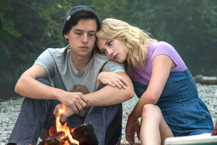 Cole Sprouse plays Jughead in the CW show