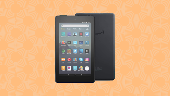 Only $40 for this Amazon Fire 7 tablet! (Photo: Amazon)