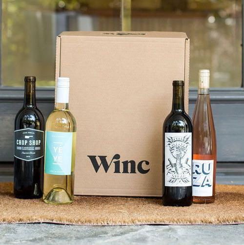 Winc wine club, gifts for her