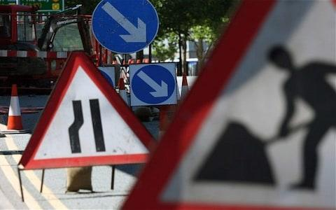 Roadwork speed limit could rise to 60 mph