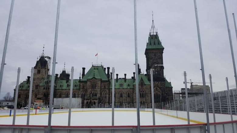 Sens alumni to hit the ice on Parliament Hill