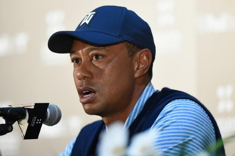 Woods declares himself ready for action after knee surgery
