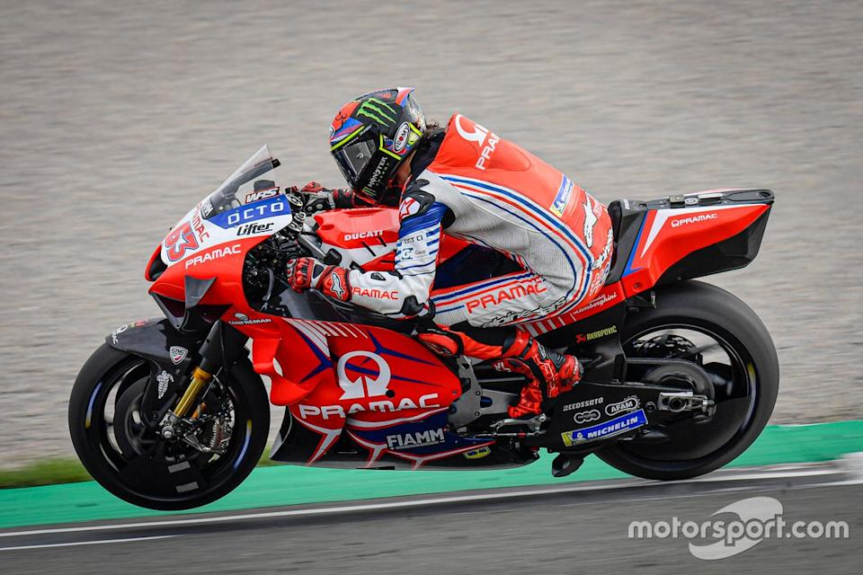 "Francesco Bagnaia, Pramac Racing<span class=""copyright"">MotoGP </span>"