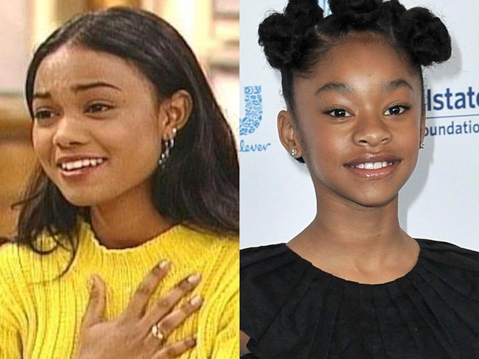 """Ashley Banks will be played by Akira Akbar in the """"Fresh Prince"""" reboot."""