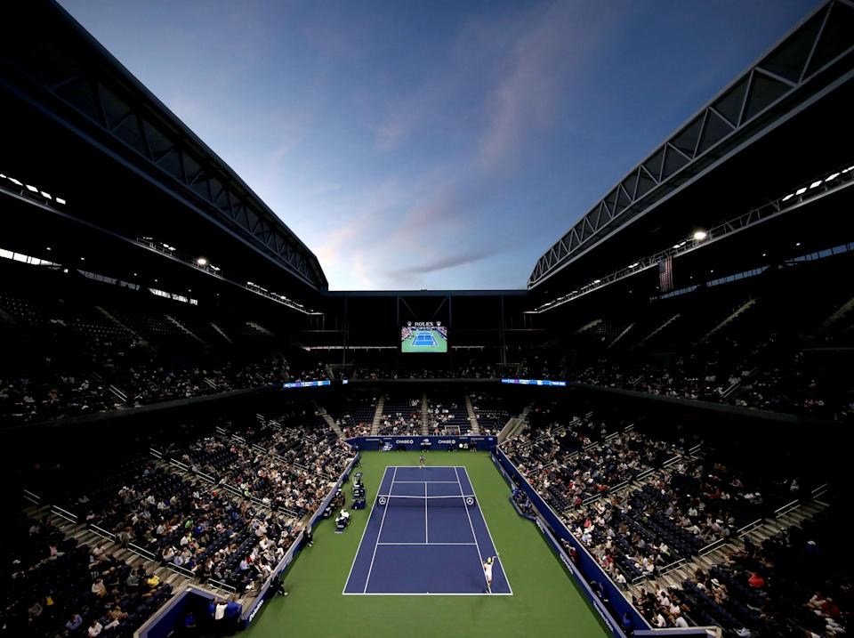 The order of play for the third day of the 2019 US Open: Getty