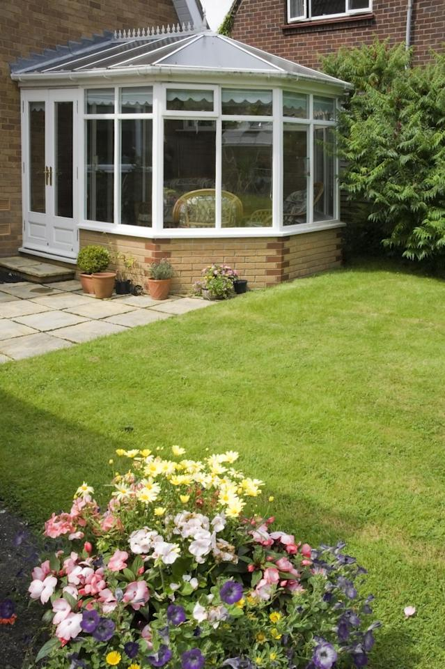 """<p>You do not need planning permission for a conservatory, provided you adhere to limits and conditions, including extensions should not be higher than the highest part of the roof, no verandas, balconies or raised platforms and no more than half the of land around the house would be covered by additions.</p><p>Find the full list of conditions on <a href=""""https://www.comparethemarket.com/home-insurance/content/renovation-nation/#/?option=doineedplanningpermissionforaconservatory"""" target=""""_blank"""">Compare The Market's website</a>.</p>"""