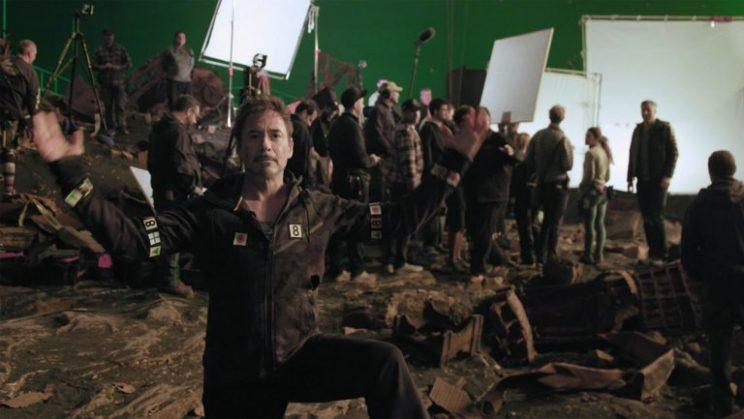 You Can Win A Visit To The Avengers: Infinity War Set