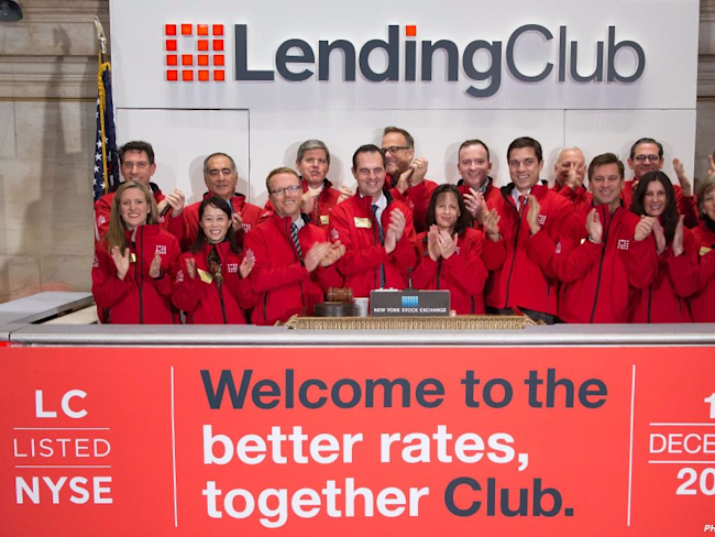 Lending Club, employees, IPO