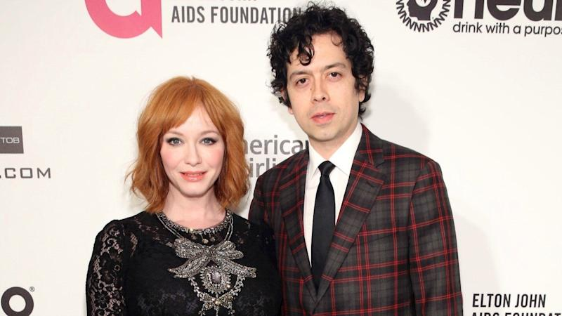 Christina Hendricks Files for Divorce From Husband Geoffrey Arend After 10 Years of Marriage