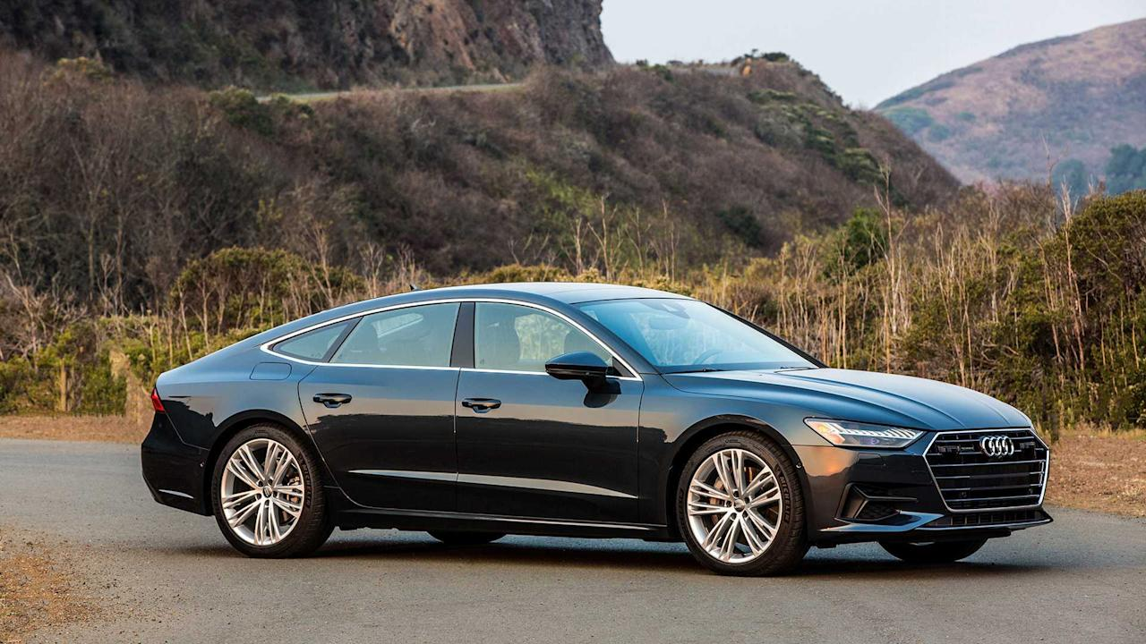 """<p><a href=""""/audi/"""" target=""""_self"""">Audi</a> is a regular to the WCA luxury car category, with the <a href=""""https://uk.motor1.com/audi/a7-sportback/"""" target=""""_self"""">A7</a> getting the nod this year. The spacious Sportbackhas an elegant design with impressive performance, and its tech-infused greenhouse is an inviting host for long-distance road trips.</p><h2>Winners all around:</h2><ul><li><a href=""""https://uk.motor1.com/news/307833/jaguar-i-pace-european-car-of-the-year/?utm_campaign=yahoo-feed"""">Jaguar I-Pace wins European Car of the Year</a></li><br><li><a href=""""https://uk.motor1.com/news/344378/audi-suzuki-jd-power-satisfaction/?utm_campaign=yahoo-feed"""">Audi and Suzuki dealers top UK service satisfaction charts</a></li><br></ul>"""