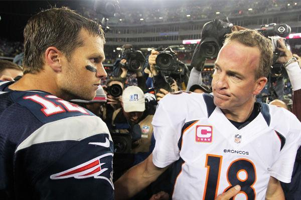 Image result for Tom Brady tells untold story of offseason meeting with Peyton Manning