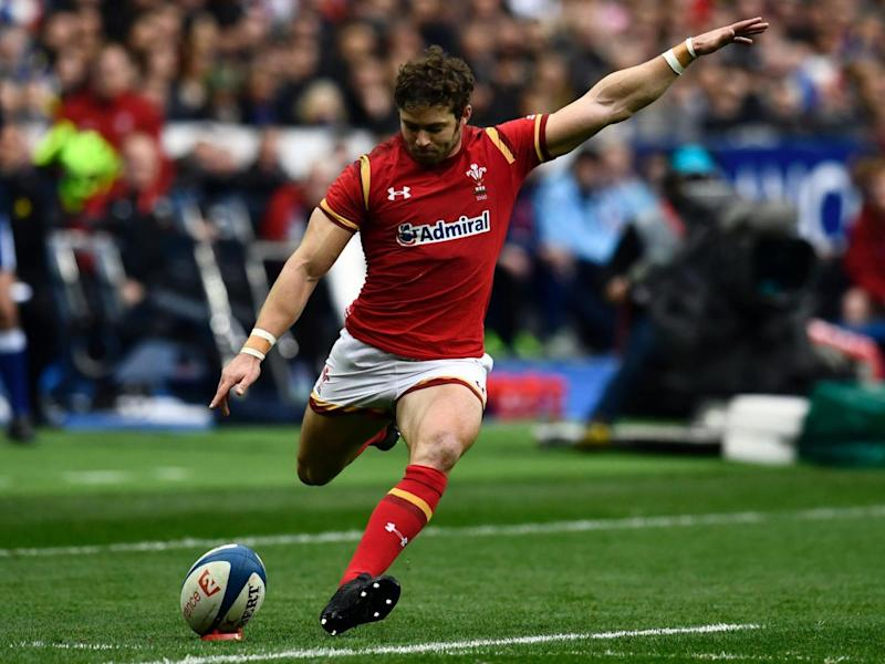 Halfpenny kicked two mammoth penalties of more than 50 metres (Getty)