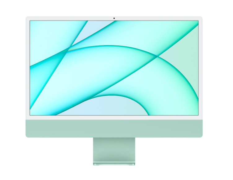 How to add colour to your work station: 6 fun colours on iMac