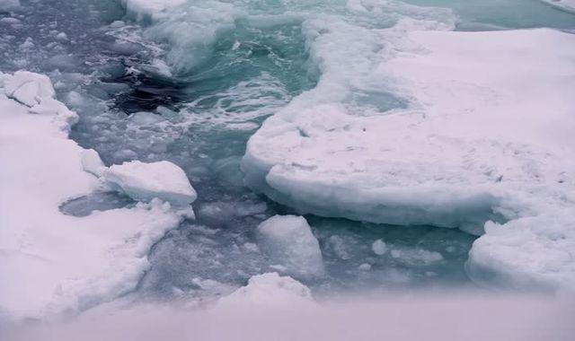 Arctic ice melts to second lowest summer level on record