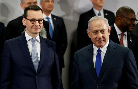 Poland pulls out of Israel summit in row over WW2 roleMore