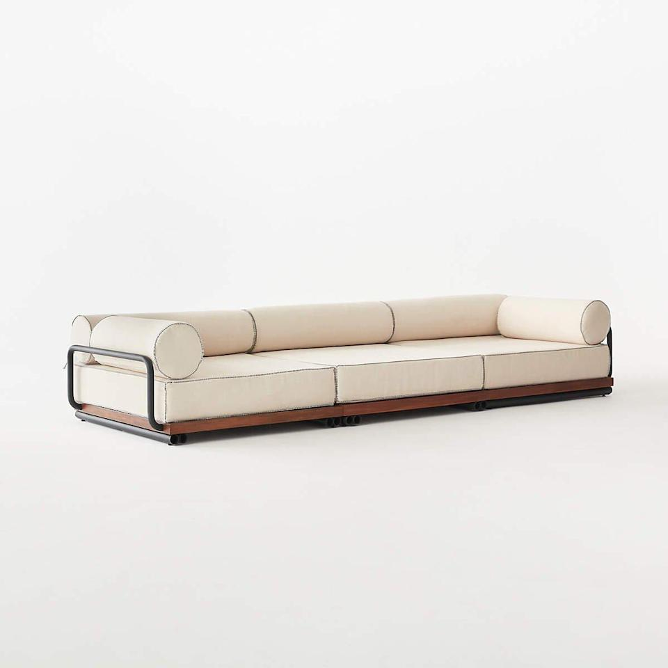 Outdoor Sectional from CB2
